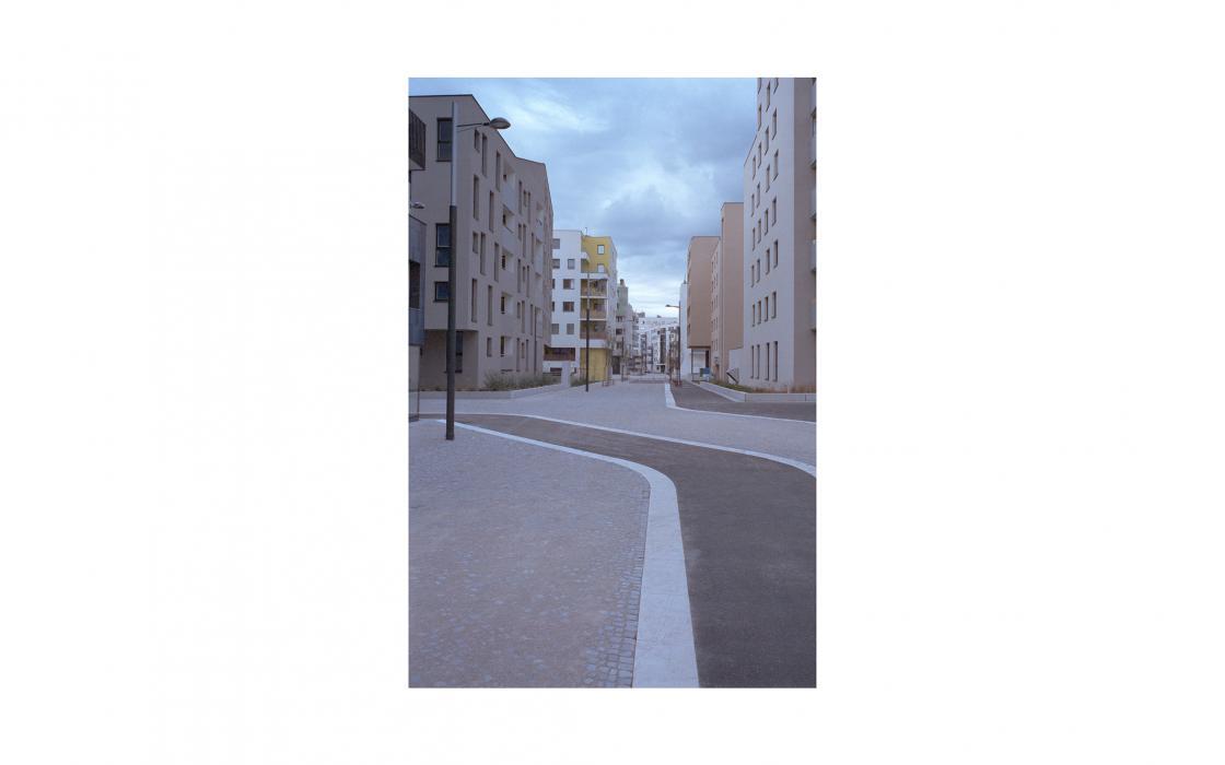 Stadtansicht VII