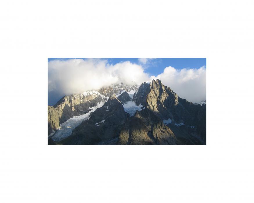 Mont Blanc, 07:01 Uhr