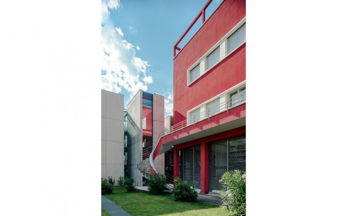 Europäische Akademie Eurac, Italien