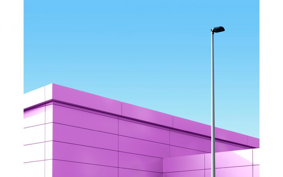 Pinkes Dach, Wien