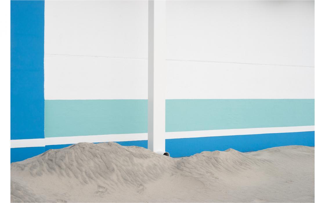 Alimini Beach, Italien